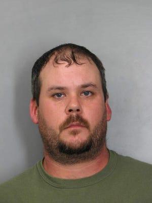 Brett Johnson, 32, has been arrested for home improvement fraud.