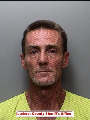 Benjamin Noel, a 42-year-old Wellington man, was arrested Monday morning after a standoff with the Larimer County Sheriff's Office's SWAT team.