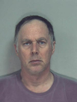 Scott Kane, 49, is accused of molesting a young girl over a five year period.