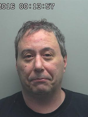 Brent Krebsbach, 48, was charged with 7th OWI, disorderly conduct and operating after revocation.