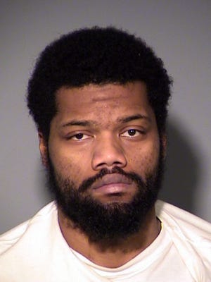 Marcus Crowdus, 23, is the suspect in a fatal shooting.
