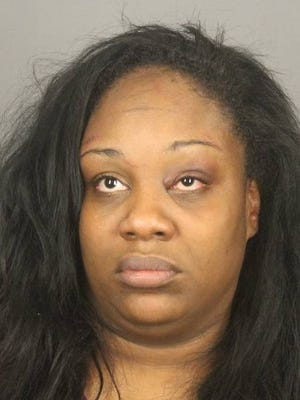 Jennifer Pryor, 32, of Buffalo. She is charged with second-degree murder in the dearh of Roger Pryor.