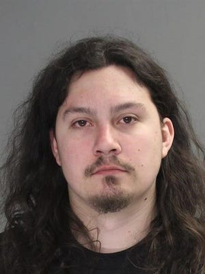 Kyle Kumbo, 24, of St. Clair Shores, who is charged in the drunken-driving death of Roseville High School senior Julius Jones in Fraser on March 12, 2016.