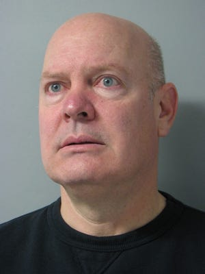 Randall Delaware, 56, was arrested by South Burlington police Sunday for road rage