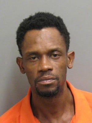 Ezra Dabney is charged with burglary III and theft of property II