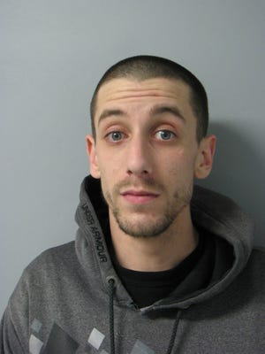 David Roberts, 24, of Winooski.