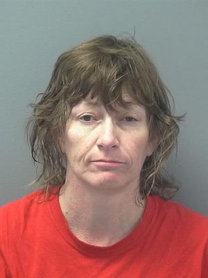 Jodi Moss faces multiple felony charges for allegedly selling crystal meth.