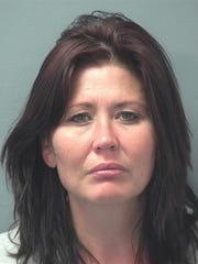 Janee Wall was charged with possession of drug paraphernalia, and open container of alcohol inside a vehicle.