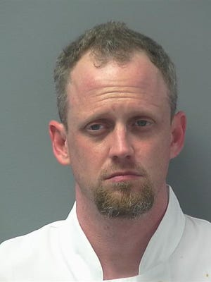 Nickalaus Wood, 37 of Mesquite, was arrested for allegedly distributing methamphetamine.