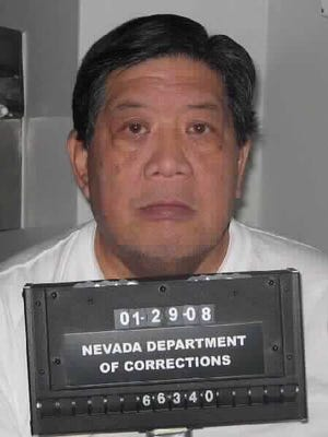 Roger E. Hee, 72, died Friday at Renown Regional Medical Center. He was serving a life sentence for a charge of sexual assault causing substantial bodily harm.