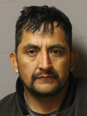 Jaime Pinacela Ordonez, 45, was arrested on a drunken-driving charge on Route 22 in Southeast on May 22, 2016. The resident of Danbury, Connecticut, faces felony charges because he has a drunken-driving conviction from 2008, state police said.