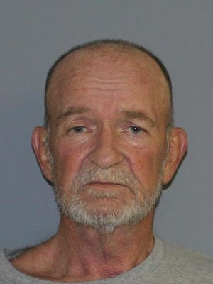 David D. McCarthy, 59, of Montgomery, was chaged with felony DWI.