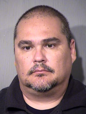 41-year-old Jose Luis Angulo was arrested on suspicion of sexual exploitation of a minor.