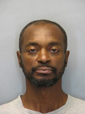 Eric Hubbard is charged with  robbing five stores for cigarettes.