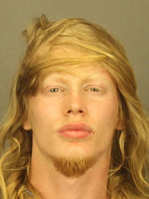 Hunter Curtis, 20, was arrested after a violent incident in Hamlin on June 26, 2016.
