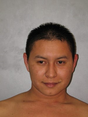 Police have issued a warrant for Olvin Antonio Zuniga-Flores for attempted murder and assault.