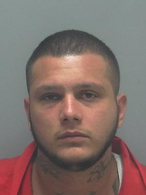 Thad Yother was arrested by Cape Coral police for allegedly selling drugs and then attempting to flee after a drug buy.