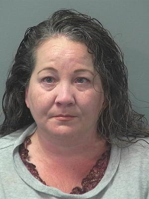 Lorie Dominguez, 41 of Scenic, AZ, is facing one felony embezzlement charge.