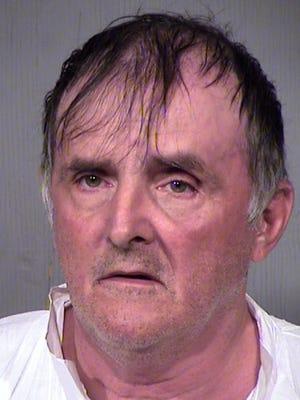 Von Richard Mraz, 55, was arrested on suspicion of second-degree murder.