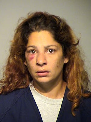 Vicenta G. Manriquez was charged with first-degree reckless injury in the assault of her mother, Shelby R. Manriquez.