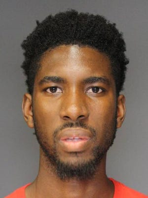 Jhavier Daley, 22, of Mount Vernon was arrested on Sept. 15, 2016, for allegedly robbing and choking a woman at Dominican College in Orangeburg.