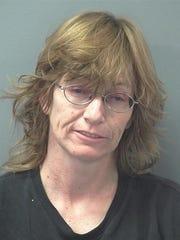Jodi Moss is facing multiple felonies for allegedly trafficking methamphetamine.