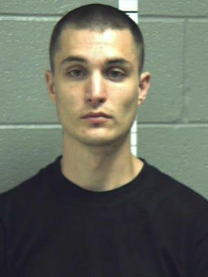 Jamie S. Davis following his 2013 arrest in Waynesboro.