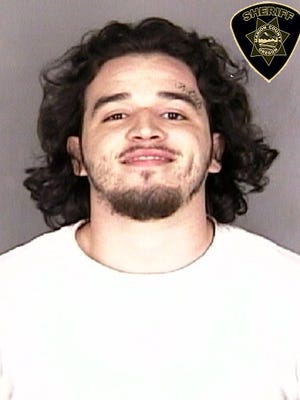 CONTRERAS, RUDY TOBIAS / CHARGES:  ROBBERY I (2), UNLAWFUL USE OF A WEAPON (2), MENACING (2), THEFT II (2)