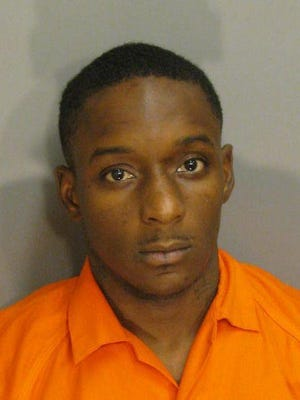 Degregory Lee is charged with 16 counts of robbery