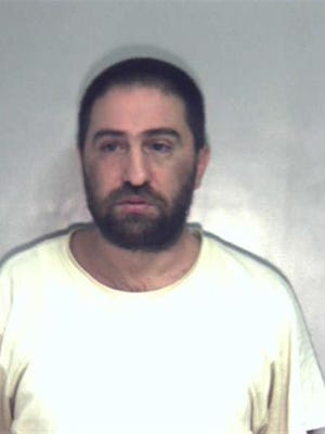 Maine sex offender Jeffrey Byington is in Franklin County Jail, accused of failing to register when he moved to Pennsylvania.