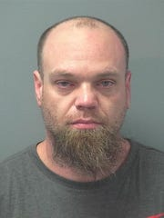 Joel Segler, 37 of St. George, had an active felony warrant from Las Vegas Justice Court at the time of his arrest.