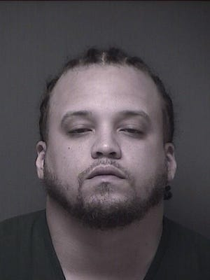 Police arrested 25-year-old Kevin Gadson Jr. on drug and weapon charges Dec. 1.