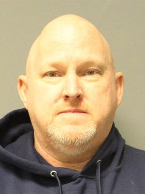 James Jaeger, 49, is believed to have stolen an inmate's debit card, officials said.