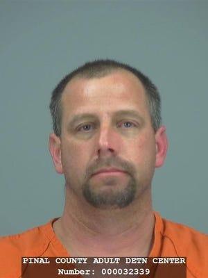 Brian Swetitch, 42, wanted for suspicion of burglary.