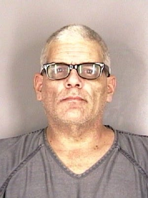 Frank Defelice, 59, of Salem, was arrested during a drug raid on a South Salem home.