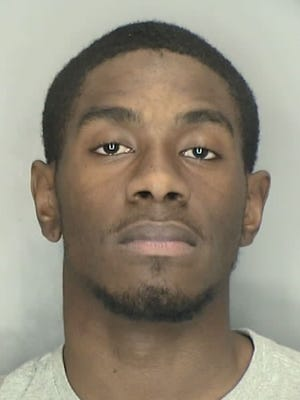 Deonte Dequan King, 23 of Detroit, is suspected of breaking into several homes in Livonia and Redford during the day.