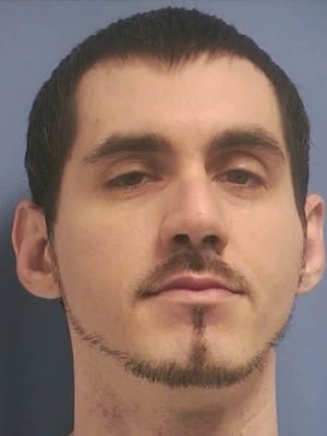 Eric Heinz was found unresponsive after a fight with his cellmate, officials said.