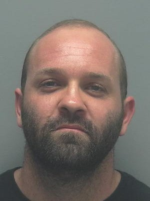 Harold Weeks, 28, of Lee County was arrested and charged with smuggling marijuana by having it shipped from Oregon to Florida by a courier service.