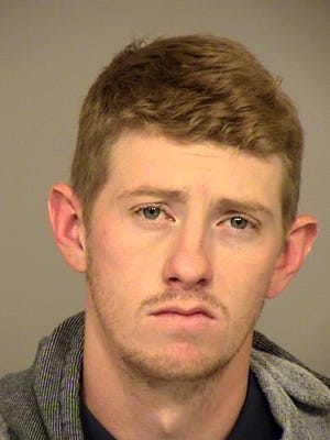 Clinton Erickson, 23, of Santa Paula, was arrested in connection with fatal heroin overdose.