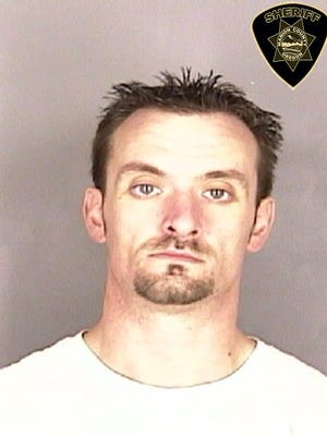 Gregory Loren Smith, 31, of Salem, was arrested on six abuse charges Sunday.