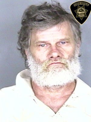 James Dean Clary, 60, was arrested on charges of rape, sodomy and violating a restraining order.