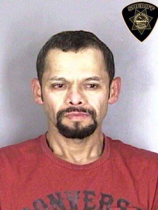 Woodburn man arrested