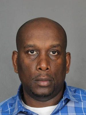 Michael Taylor, a 44-year-old Beekman resident and county employee, was arrested and charged with grand larceny.
