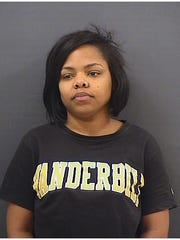 Cleopatra Denise Lewis has been arrested on a kidnapping