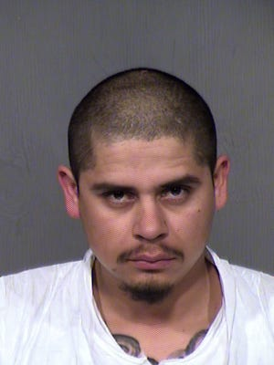 Heriberto Celaya-Leyva was arrested in Sunday as a suspect in a Saturday morning homicide.
