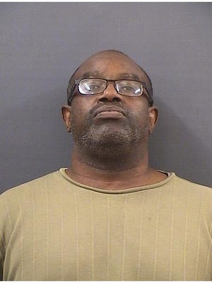Phillip Lightfoot was arrested for urinating on shoes at the Hendersonville Walmart.