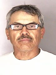 Ernesto Chavez-Cruz, 54, was arrested on methamphetamine possession and distribution charges Wednesday.