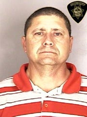 Arturo Lua Carbajal, 47, was arrested on methamphetamine possession and distribution charges Wednesday.