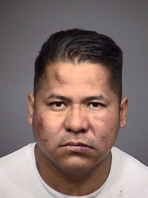 Edgar Mendoza-Coria has been arrested in connection with several cases of indecent exposure in Mesa, police said.
