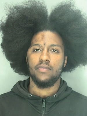 Keith Williams, 22 of Detroit.